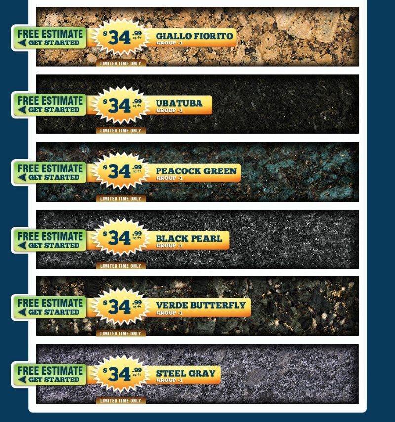 Granite Countertops Columbia Md: Granite Countertop